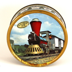 Boîte métal Train interlude ORTF