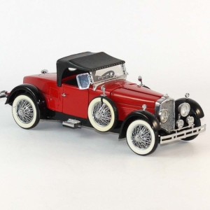 miniature auto-Stutz Black Hawk-scale 1/24-Franklin Mint
