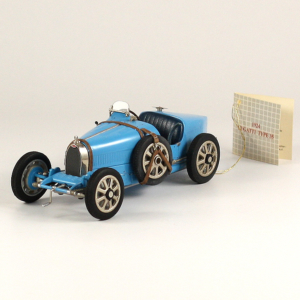 Miniature auto Bugatti Type 35 1924 Franklin Mint
