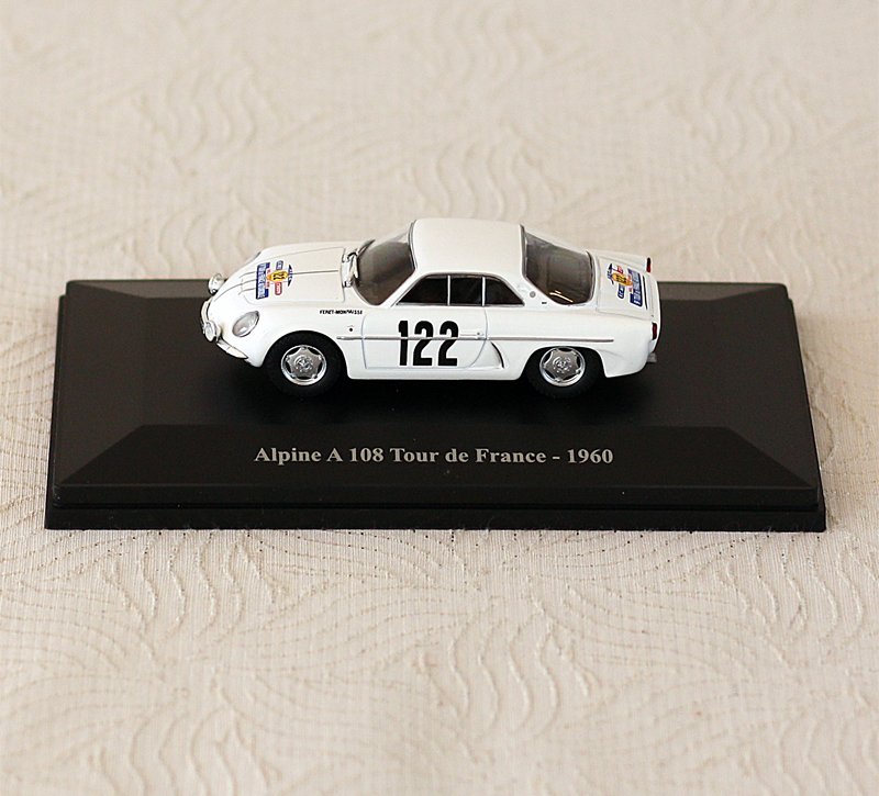 Alpine Renault A108 Tour de France 1960