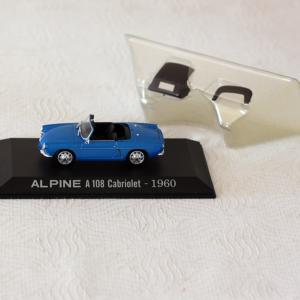 Alpine A 108 Cabriolet 1960 Norev