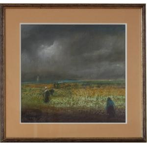 Jeronimo MUÑIZ temps d'orage