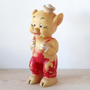 pouet-pouet vintage cochon Walt Disney Productions
