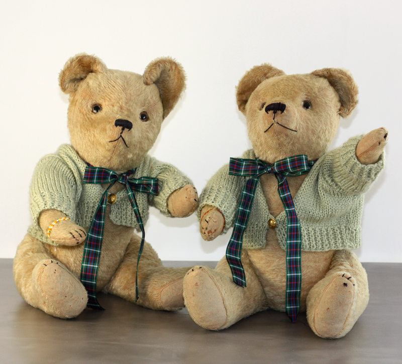 -ours de collection-peluche collection-ours ancien-